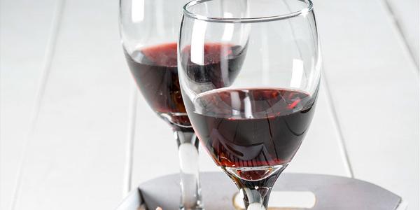 Copas de cristal para vino