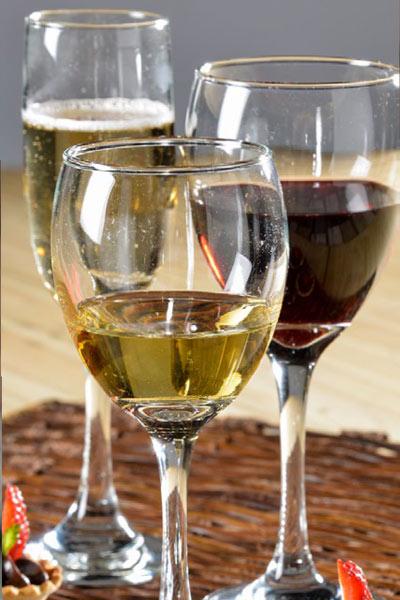 copas de vino para restaurantes